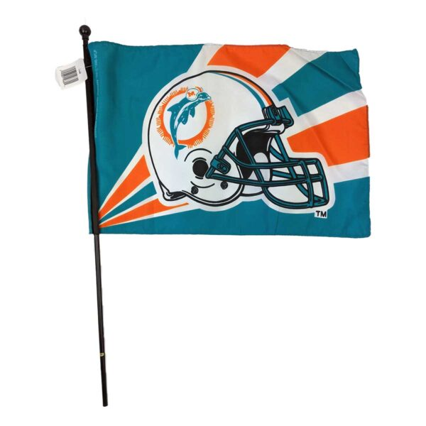 mIAMI dOLPHINS fLAGS