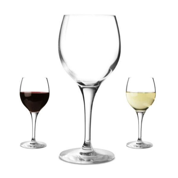sensations wine glasses