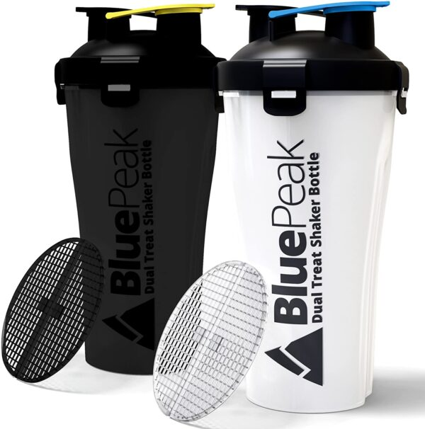 Dual Treat Protein Shaker
