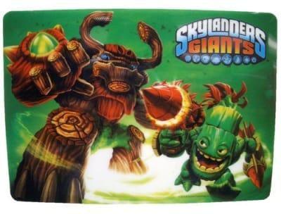 Skylanders Giants Place Mat