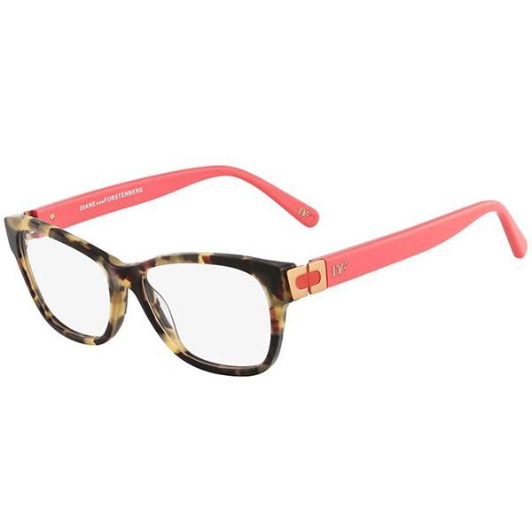 Diane Von Furstenberg Glasses 2