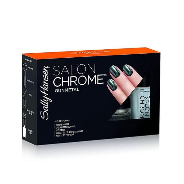 Sally Hansen Salon Chrome Kit