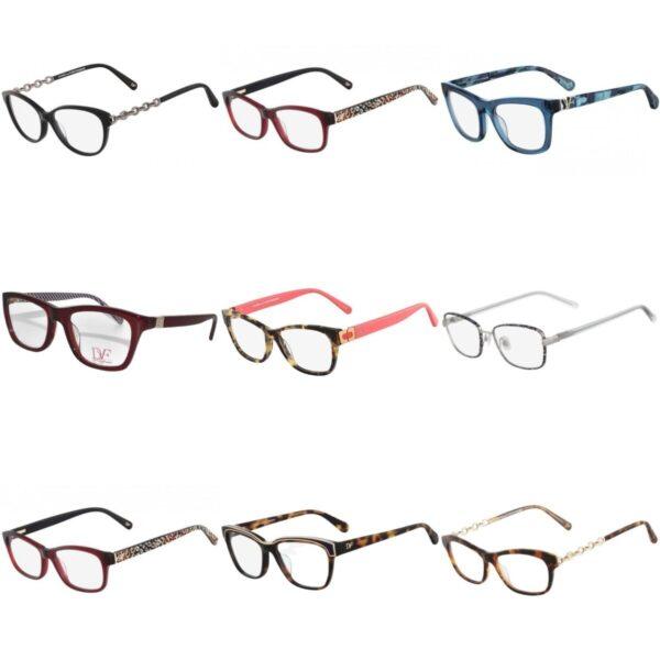 Diane Von Furstenberg Eyeglasses