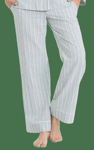 Wide Stripe Sleep Pant removebg preview
