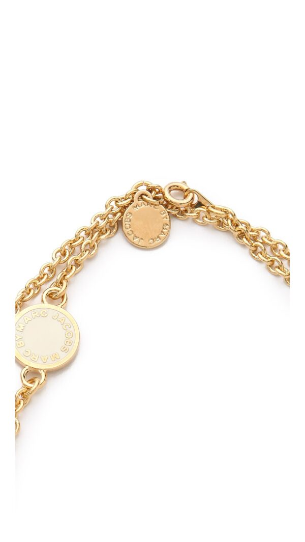 marc by marc jacobs cream double wrap necklace cream beige product 0 992563877 normal