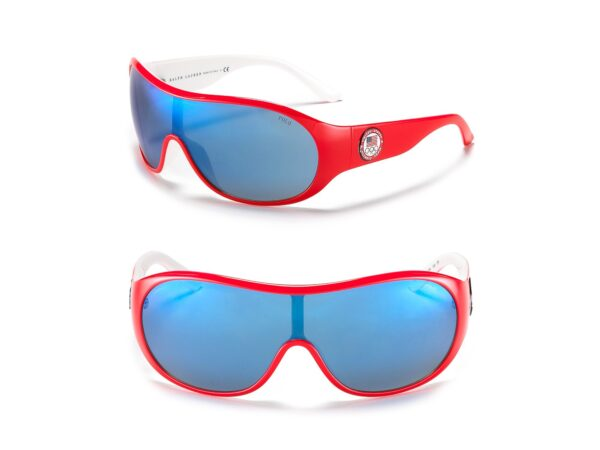 polo ralph lauren red olympic shield sunglasses product 1 3966264 647331090